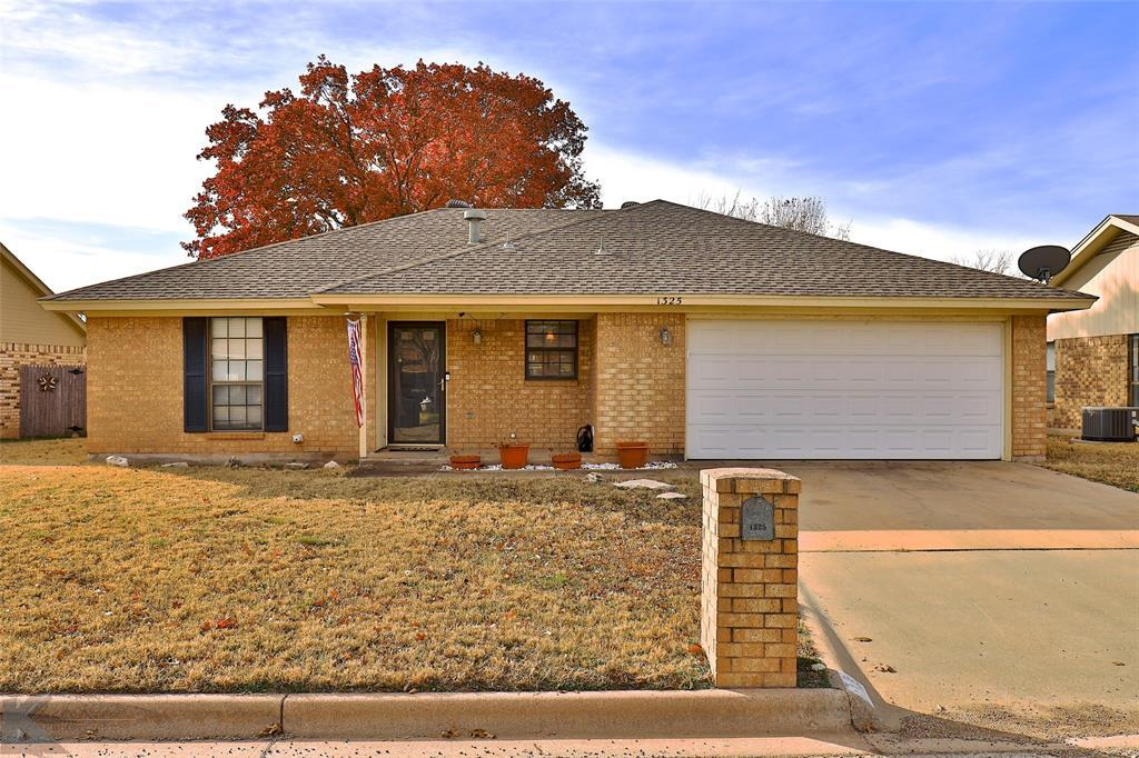 Sold Property | 1325 Lawyers Lane Abilene, TX 79602 0