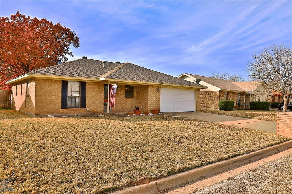 Sold Property | 1325 Lawyers Lane Abilene, TX 79602 1