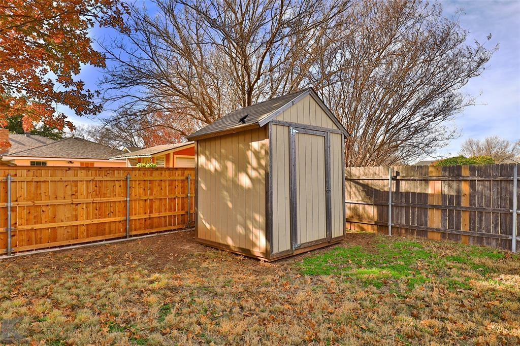Sold Property | 1325 Lawyers Lane Abilene, TX 79602 30