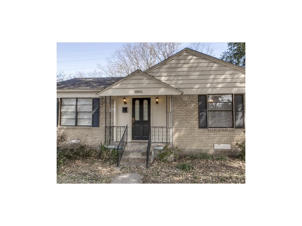 Sold Property | 3805 Wemdon Drive Dallas, TX 75220 0