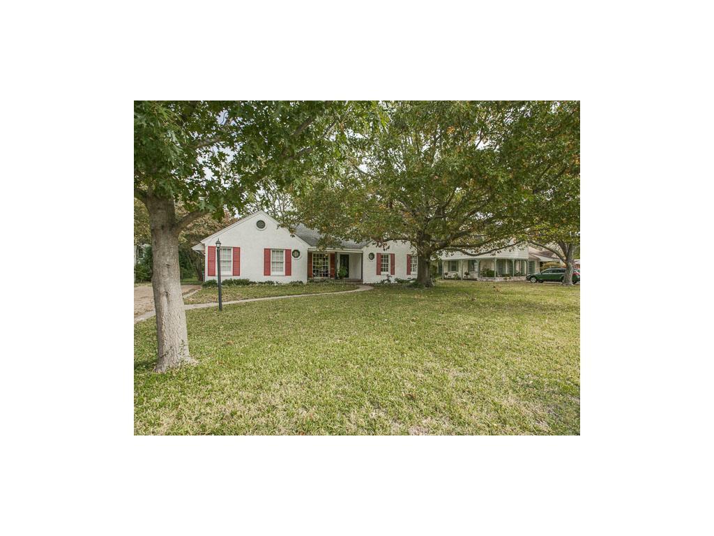 Sold Property | 1422 Tranquilla Drive Dallas, TX 75218 1