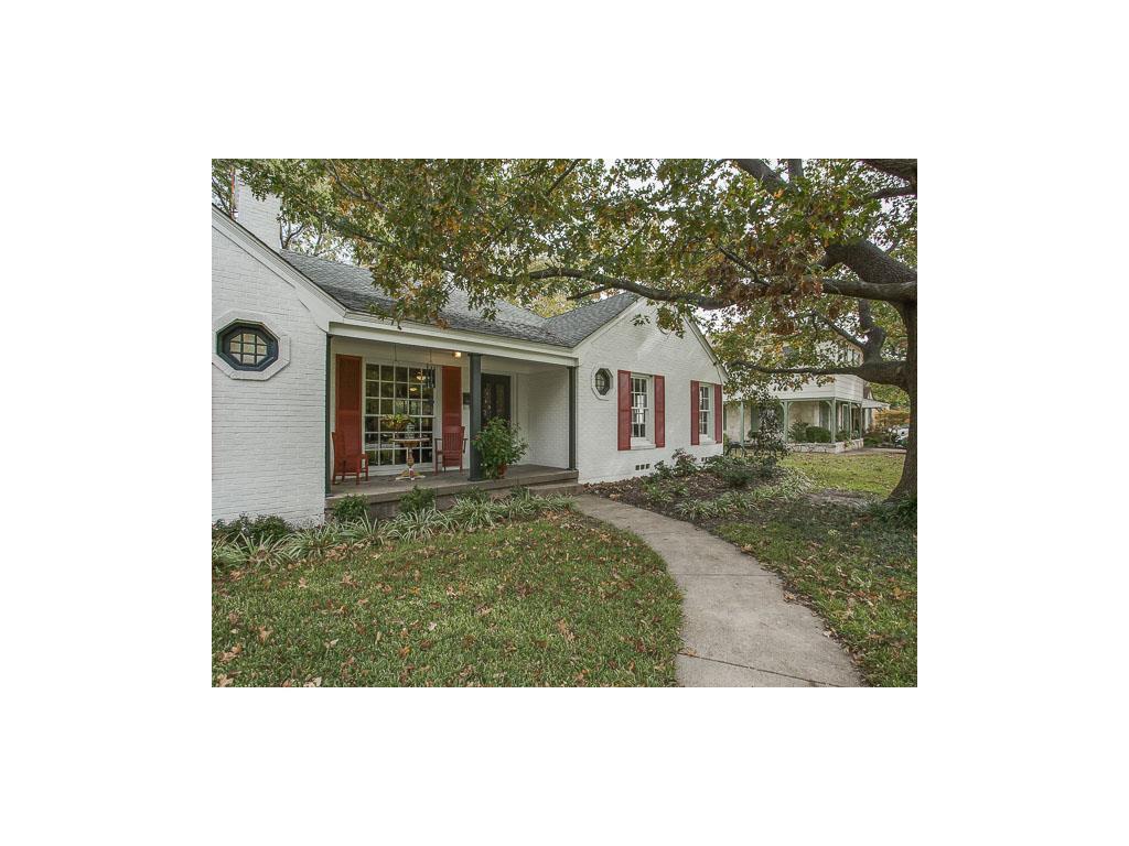 Sold Property | 1422 Tranquilla Drive Dallas, TX 75218 3