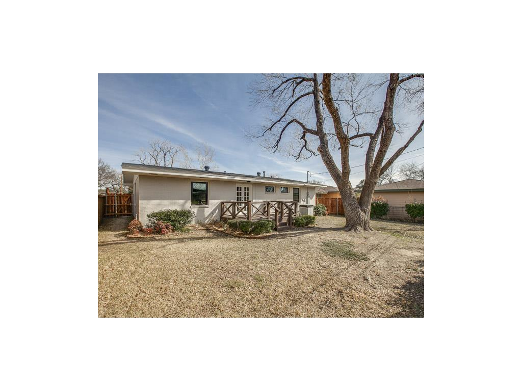 Sold Property | 7216 Wake Forrest Drive Dallas, TX 75214 16