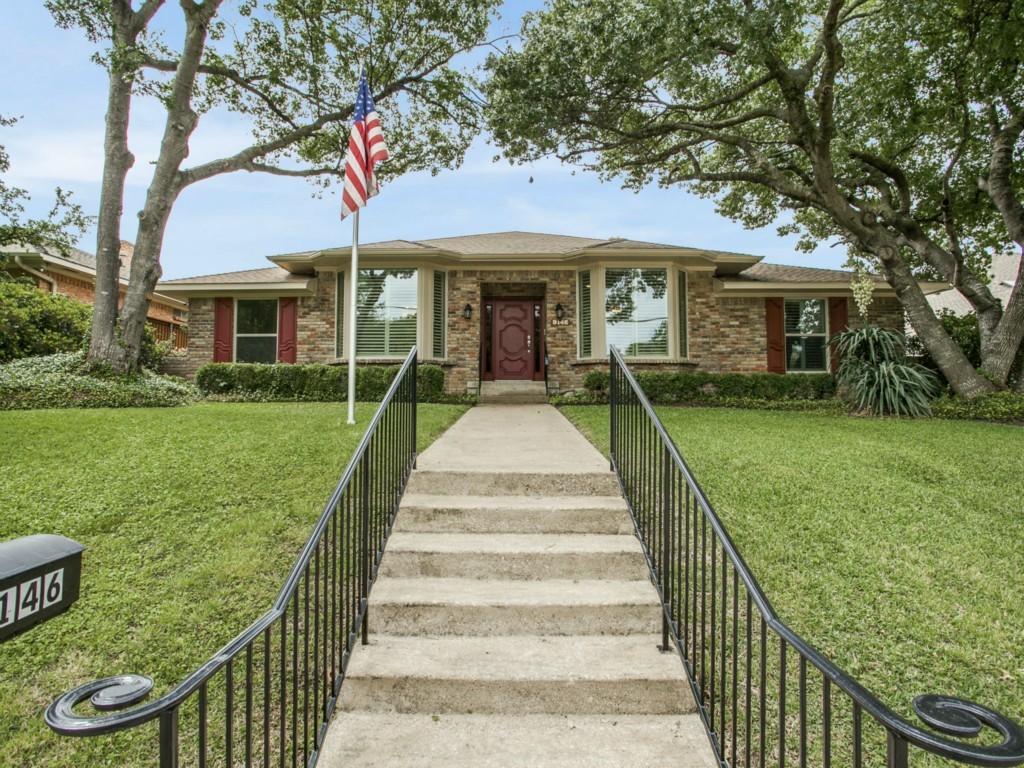 Leased | 9146 Whitehurst Drive Dallas, Texas 75243 1