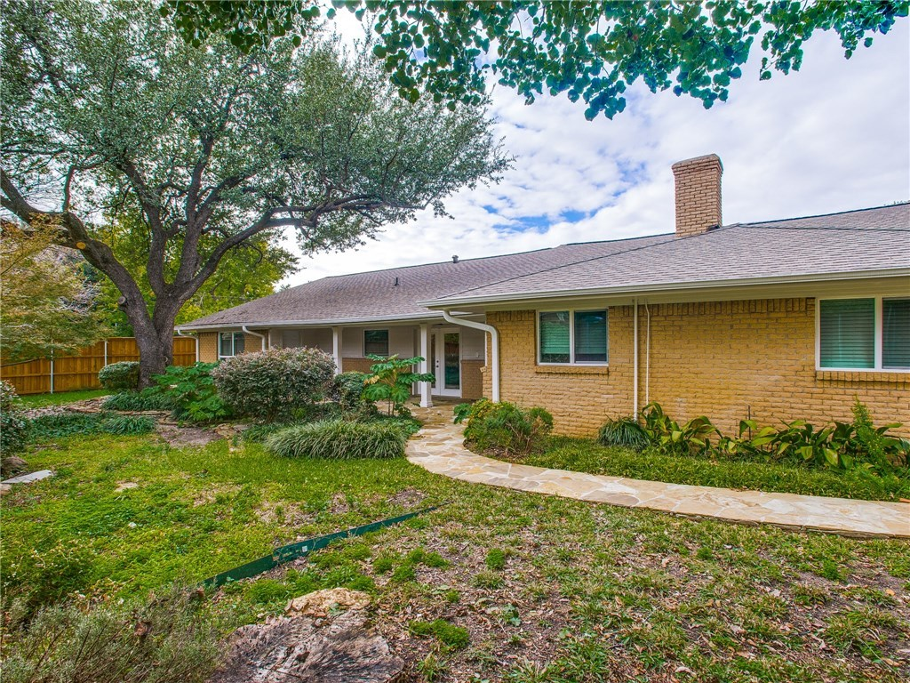 Sold Property | 4310 Reaumur Drive Dallas, Texas 75229 23