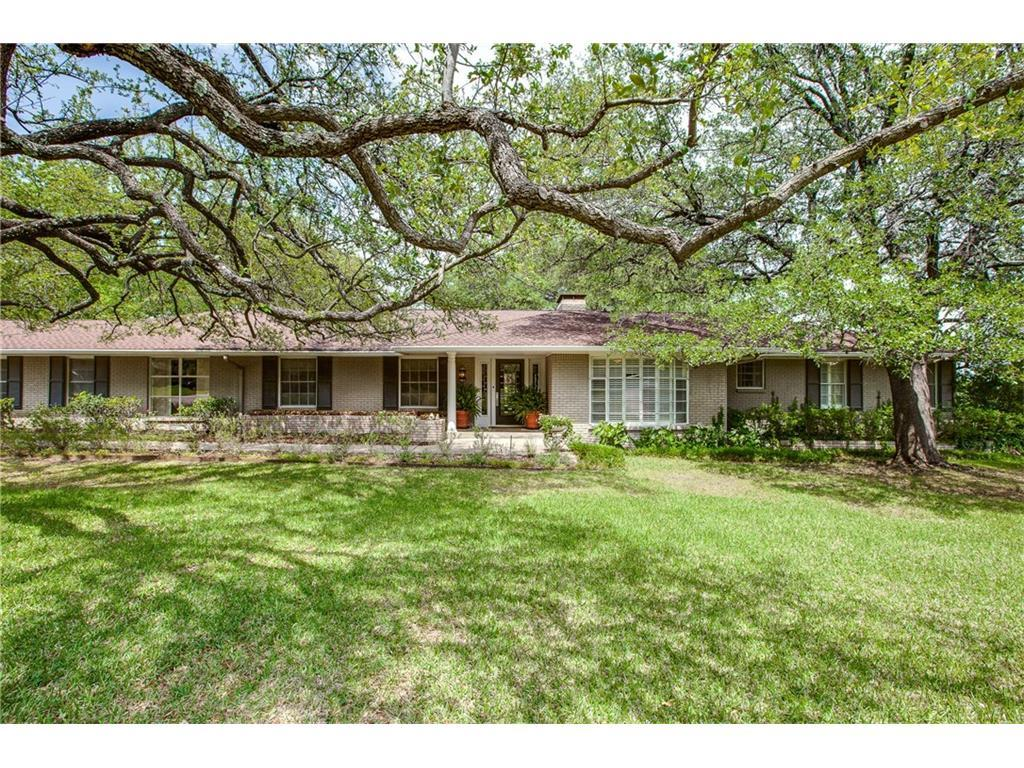 Sold Property | 3744 W Bay Circle Dallas, TX 75214 1