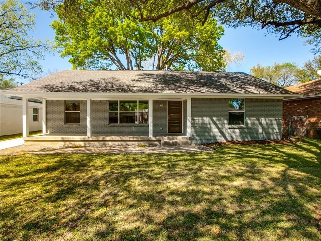 Sold Property | 9815 Fitzroy Drive Dallas, TX 75238 0