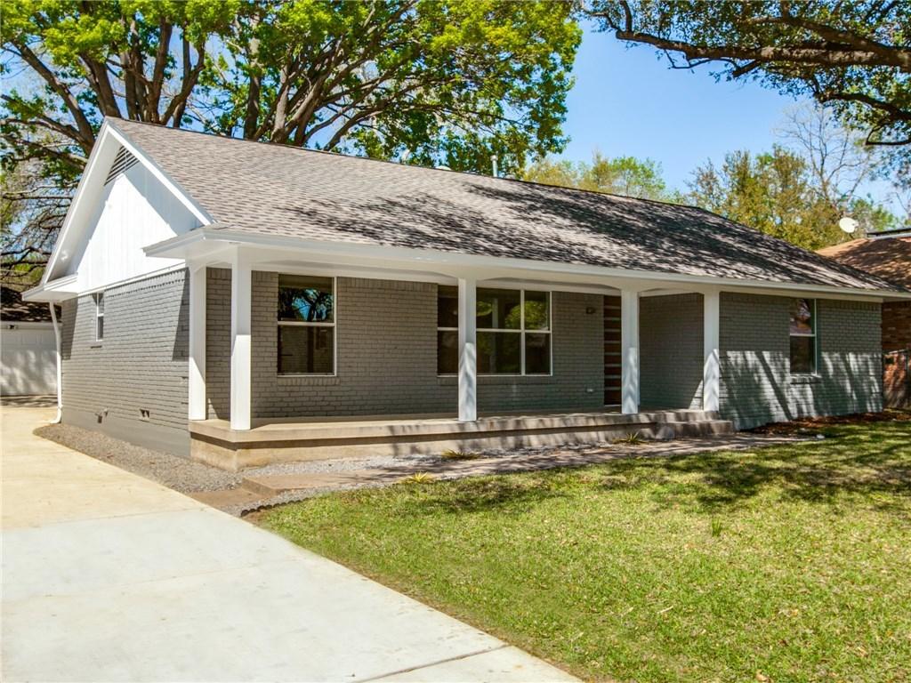 Sold Property | 9815 Fitzroy Drive Dallas, Texas 75238 2