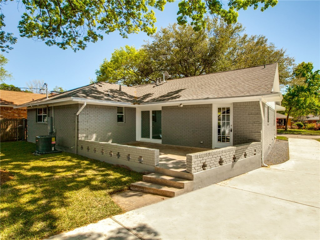 Sold Property | 9815 Fitzroy Drive Dallas, TX 75238 24
