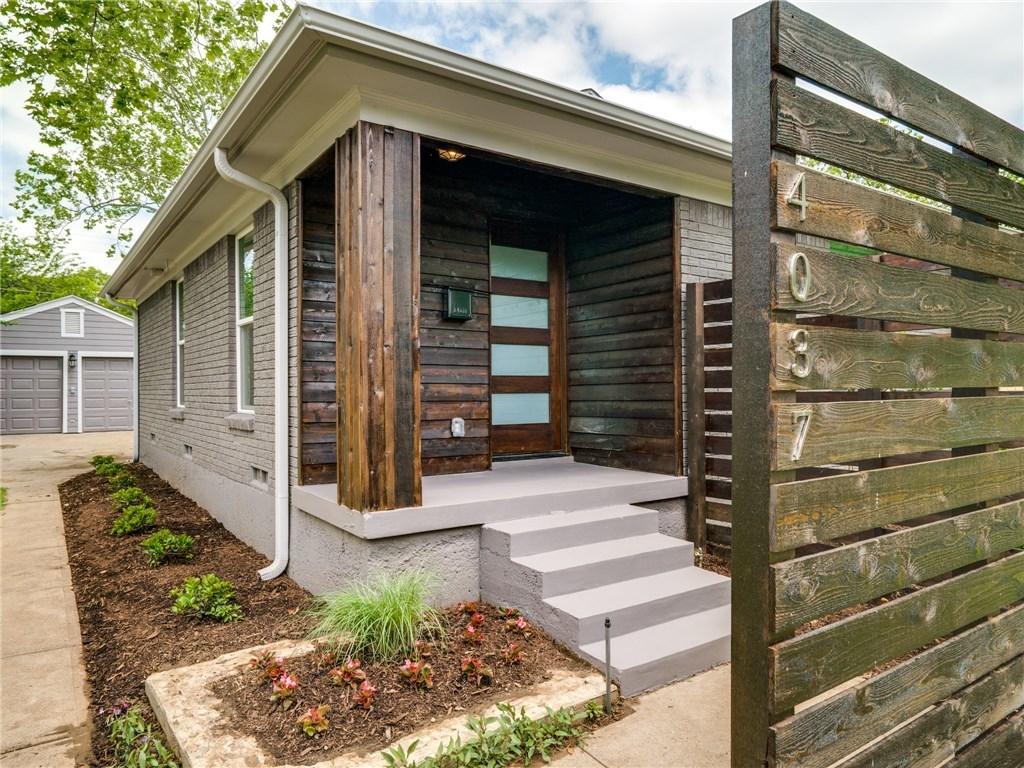 Sold Property | 4037 Glenridge Road Dallas, TX 75220 1