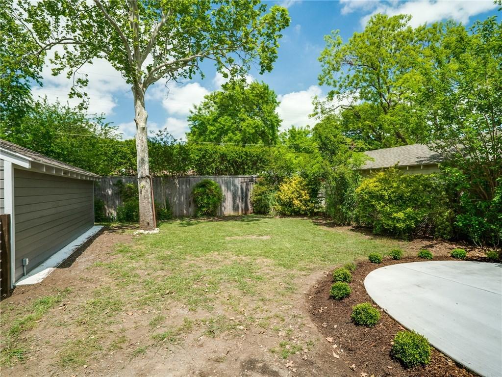 Sold Property | 4037 Glenridge Road Dallas, TX 75220 22
