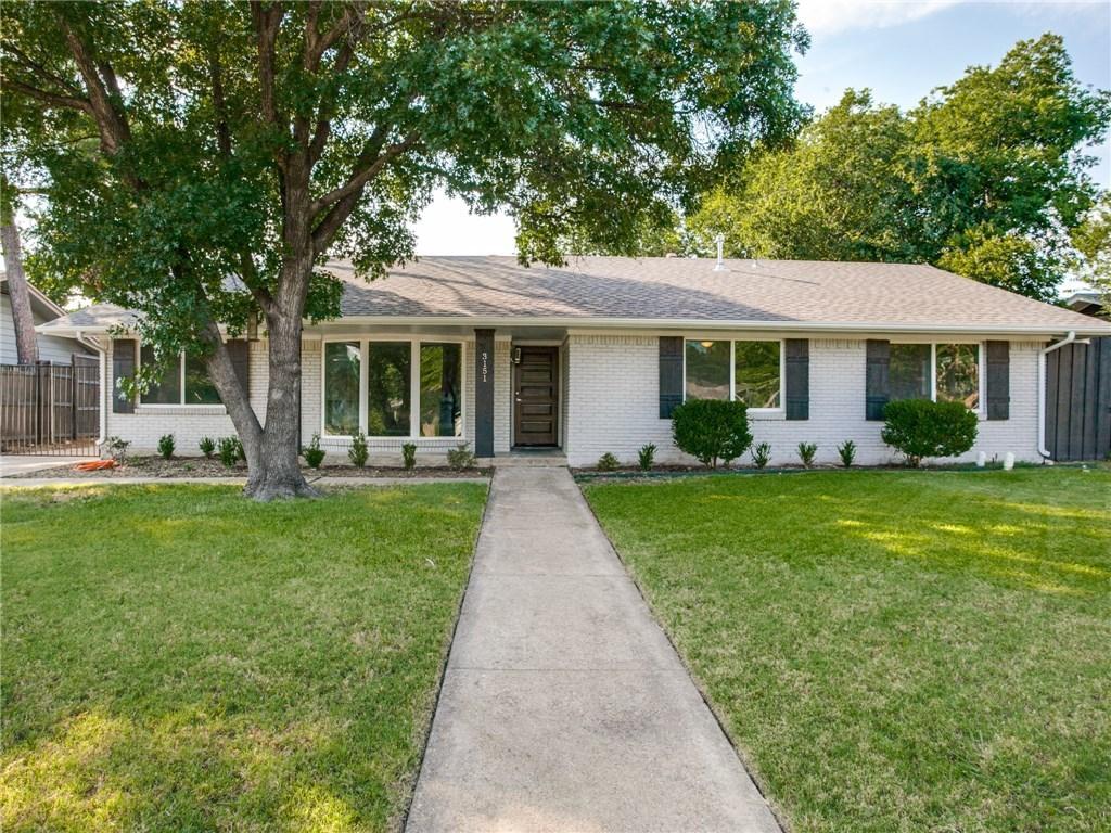 Sold Property | 3151 Sombrero Drive Dallas, Texas 75229 0