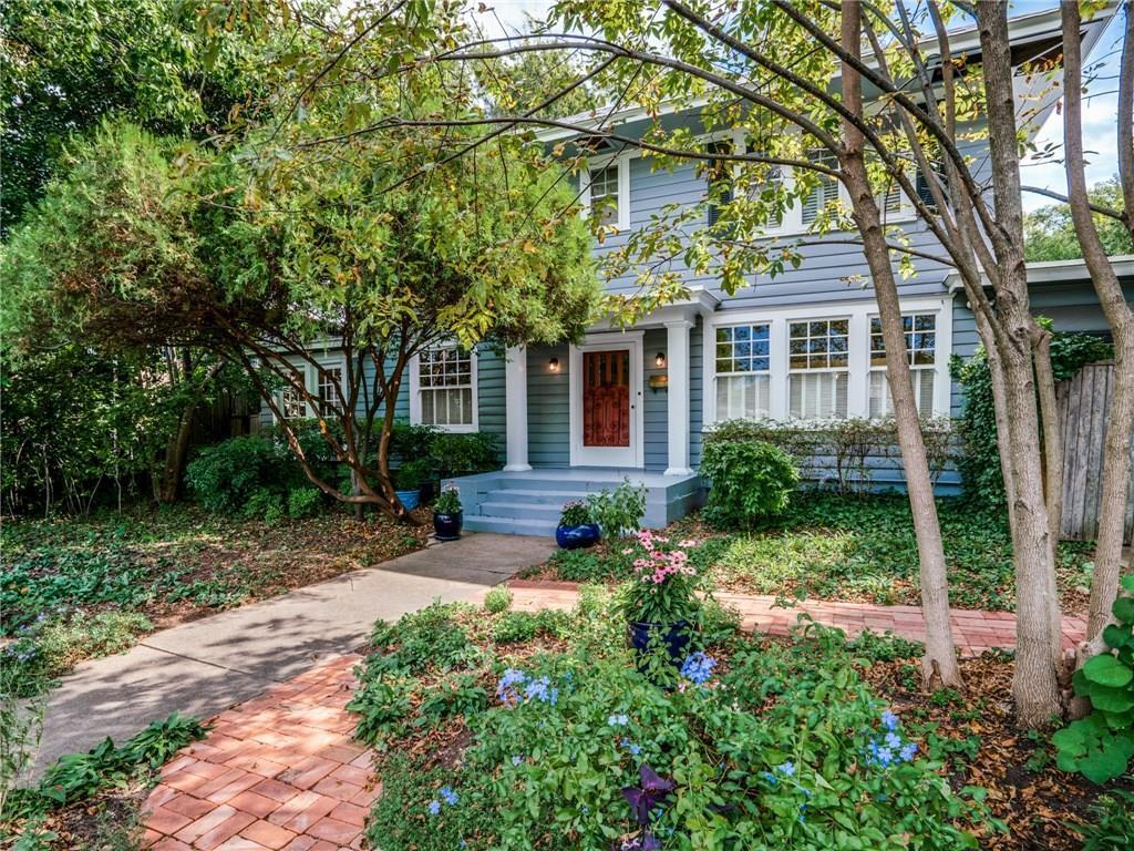 Sold Property | 5716 Gaston Avenue Dallas, Texas 75214 1