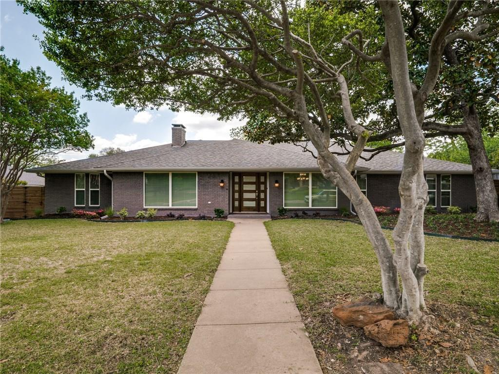 Sold Property | 4244 Rickover Drive Dallas, Texas 75244 0