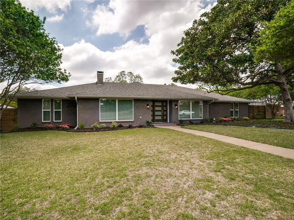 Sold Property | 4244 Rickover Drive Dallas, Texas 75244 1