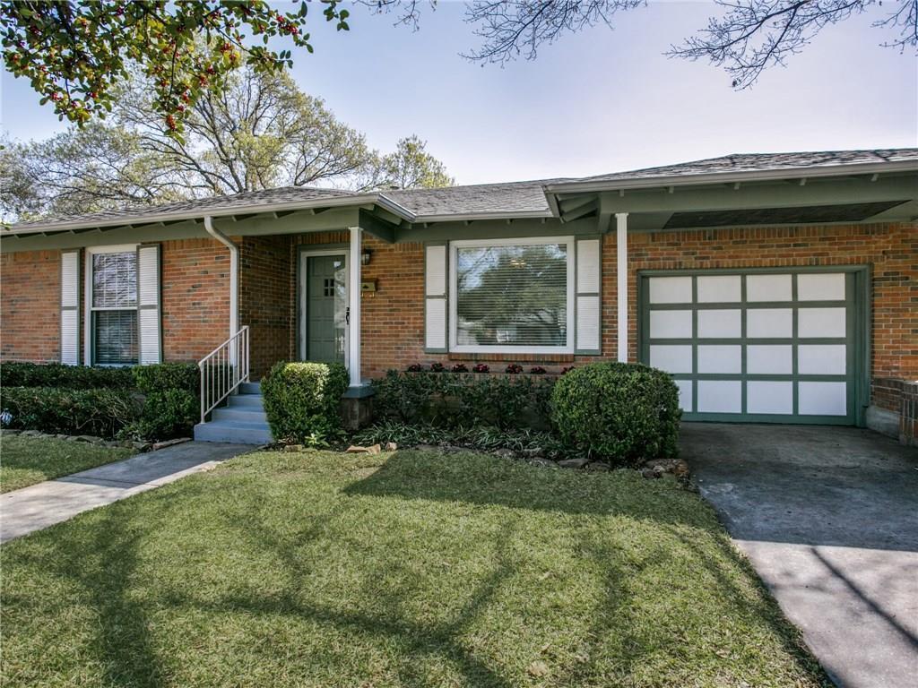 Sold Property | 6150 Saint Moritz Avenue Dallas, TX 75214 1
