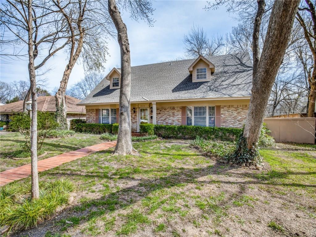 Sold Property | 8218 San Cristobal Drive Dallas, TX 75218 1