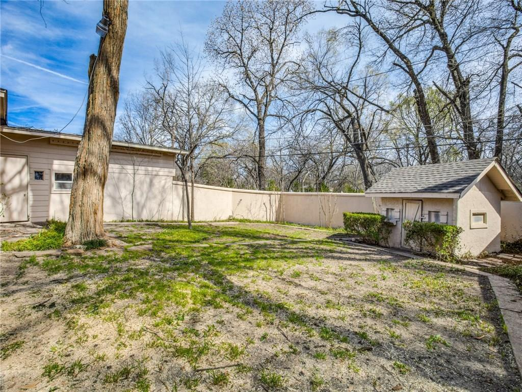 Sold Property | 8218 San Cristobal Drive Dallas, TX 75218 23
