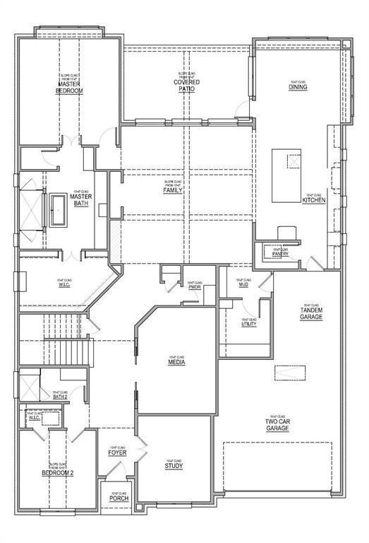 Sold Property   15006 Sassafras Road Frisco, TX 75035 1