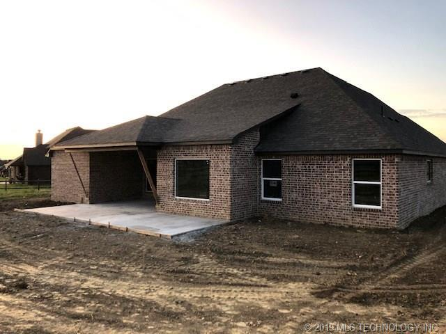 Active | 6438 E 127th Place North Collinsville, OK 74021 6