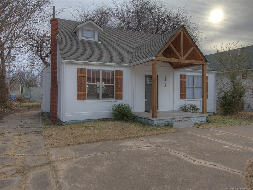 Active | 1443 S Florence Avenue Tulsa, OK 74104 0