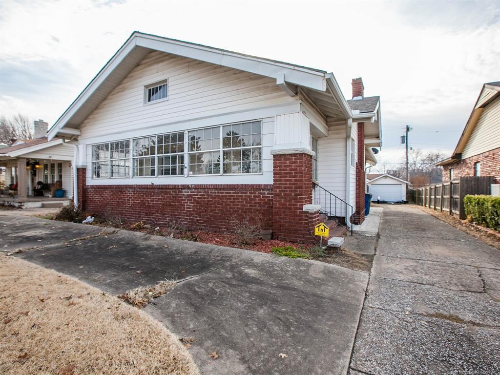 Off Market | 1724 E 14th Street Tulsa, OK 74104 1