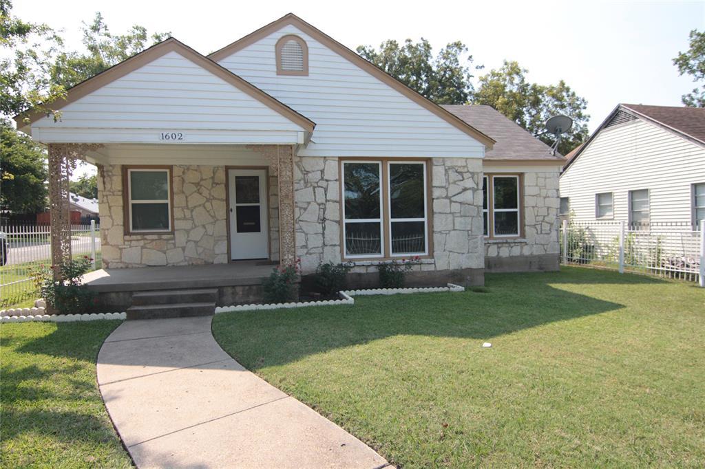 Active Option Contract | 1602 Berkley  Avenue Dallas, TX 75224 0