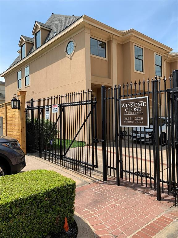 Active | 2830 Bering  Drive Houston, TX 77057 5