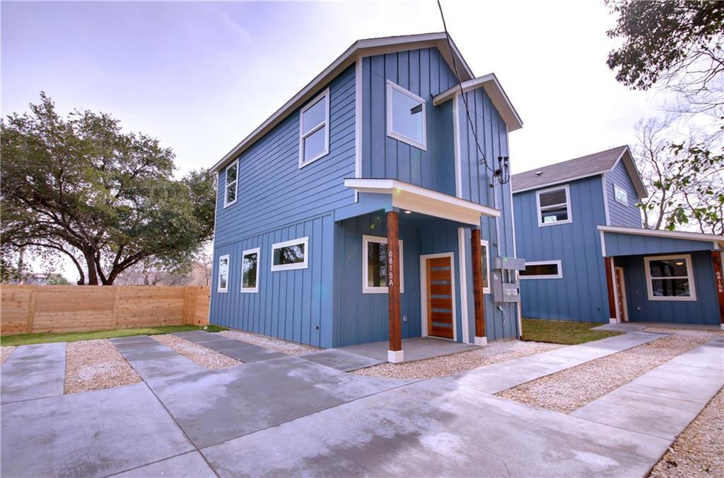 Sold Property   6815 Montana Street #A Austin, TX 78741 4