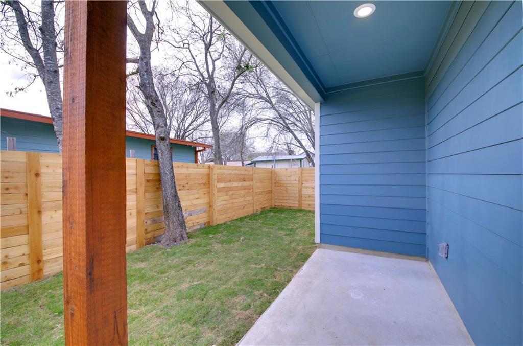 Sold Property | 6815 Montana Street #B Austin, TX 78741 30