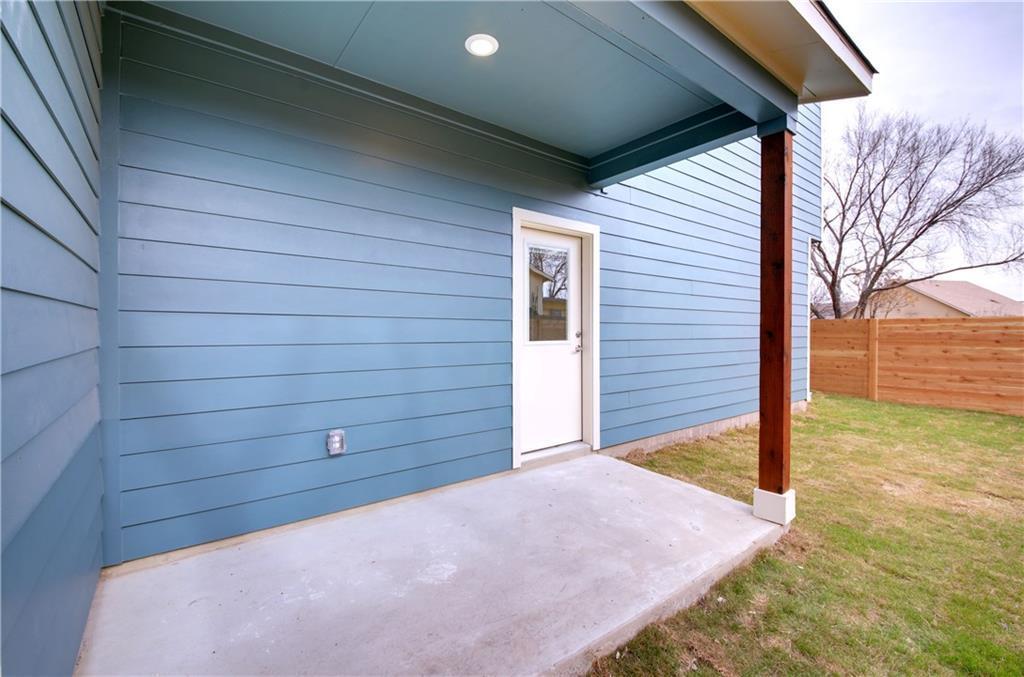 Sold Property | 6815 Montana Street #B Austin, TX 78741 31