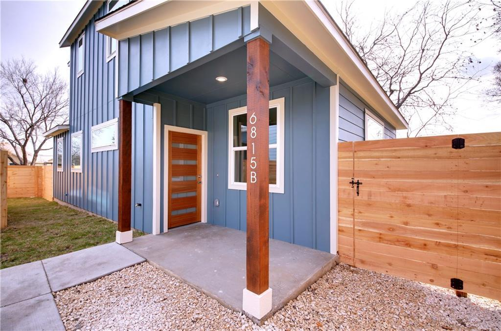 Sold Property | 6815 Montana Street #B Austin, TX 78741 2