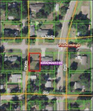 Active | 406 E Kentucky Ave Tishomingo, OK 73460 1