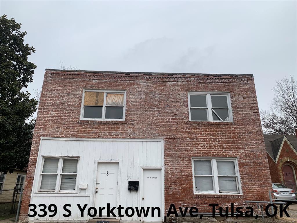 Active | 339 S Yorktown Avenue Tulsa, OK 74104 0