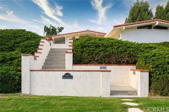 Closed | 5465 Middlecrest  Road Rancho Palos Verdes, CA 90275 93