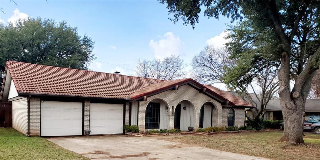 Sold Property | 7608 Marlborough Drive Fort Worth, TX 76134 0