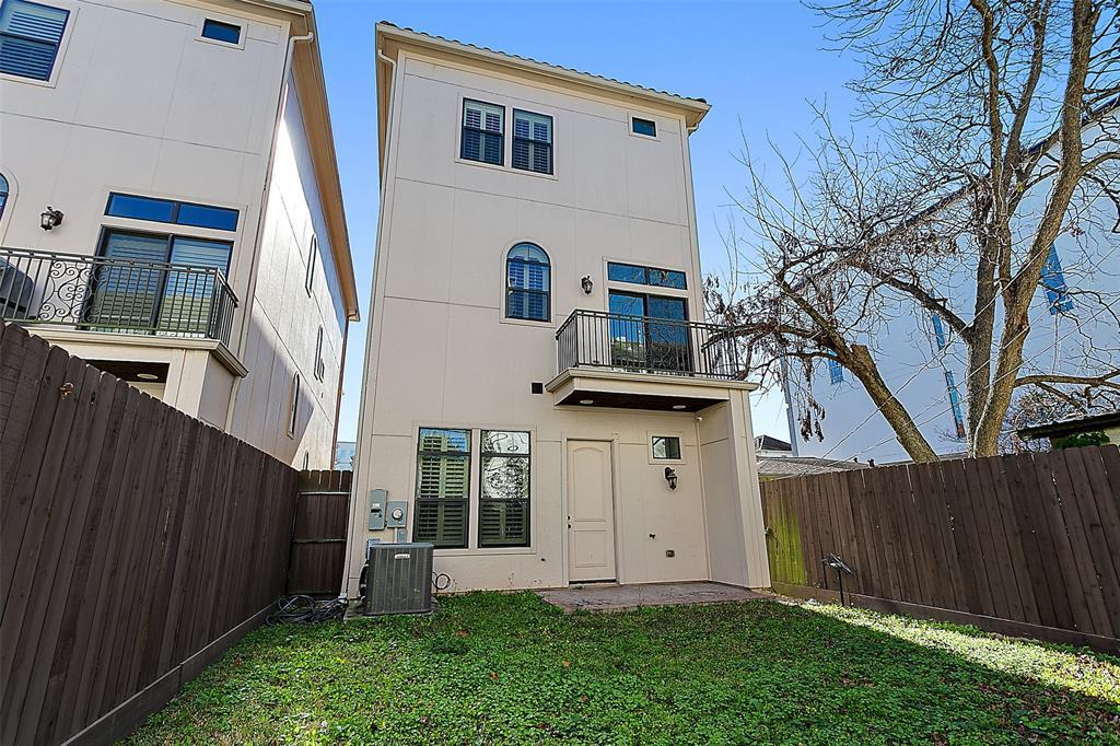 Off Market | 4212 Gibson Street Houston, TX 77007 28