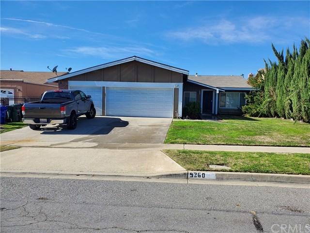 Closed   9260 Blanchard Avenue Fontana, CA 92335 1