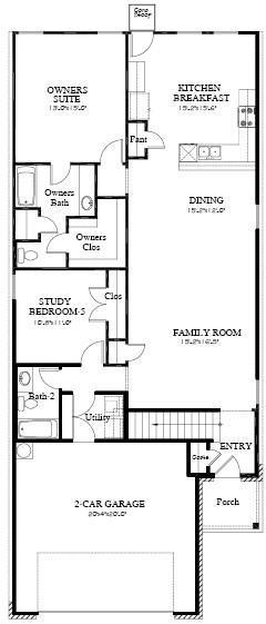 Sold Property | 1117 Kimblewick  DR Georgetown, TX 78626 2