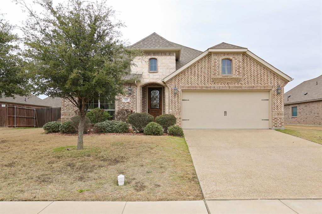 Sold Property | 125 Traveller Street Waxahachie, Texas 75165 1