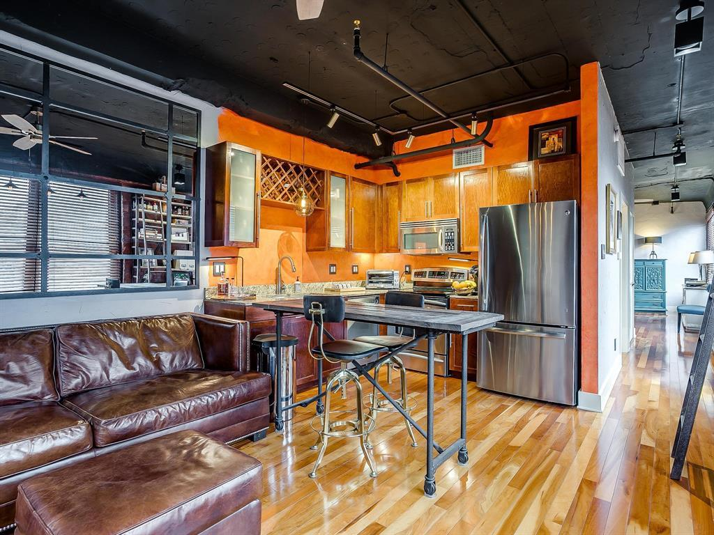 Sold Property | 910 Houston Street #201 Fort Worth, Texas 76102 0