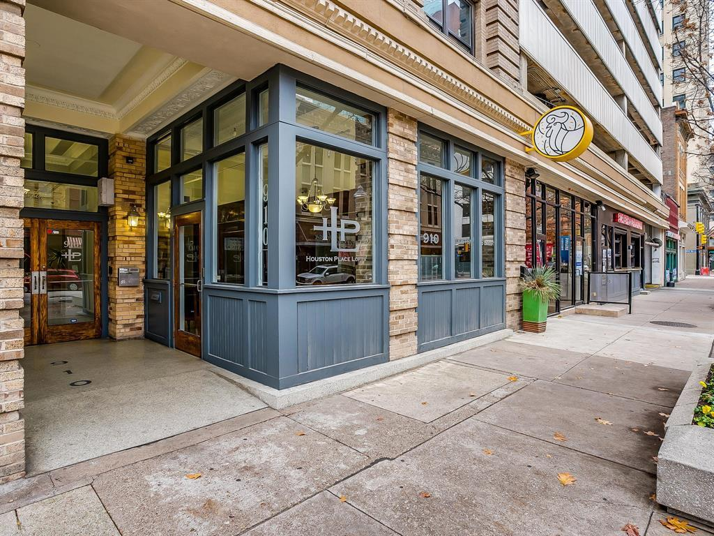 Sold Property | 910 Houston Street #201 Fort Worth, Texas 76102 30