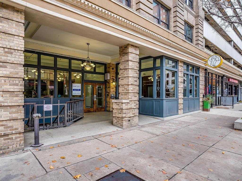 Sold Property | 910 Houston Street #201 Fort Worth, Texas 76102 31