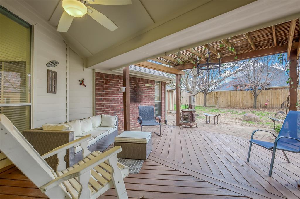 Sold Property | 107 Honeysuckle Drive Justin, Texas 76247 18