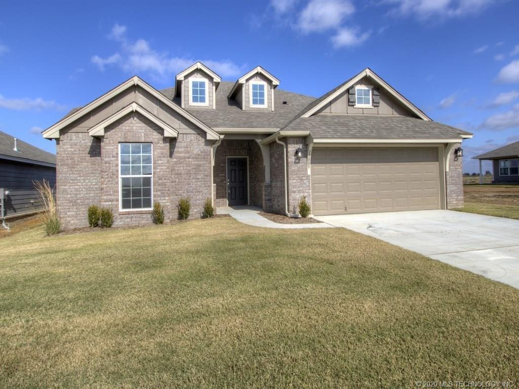 Active | 8708 N 73rd East Place Owasso, OK 74055 0