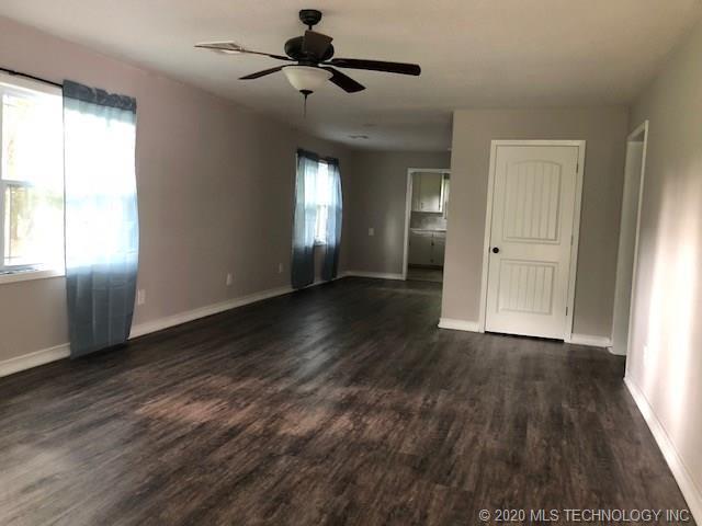 Property for Rent | 405 SW Grant Street Krebs, OK 74554 2