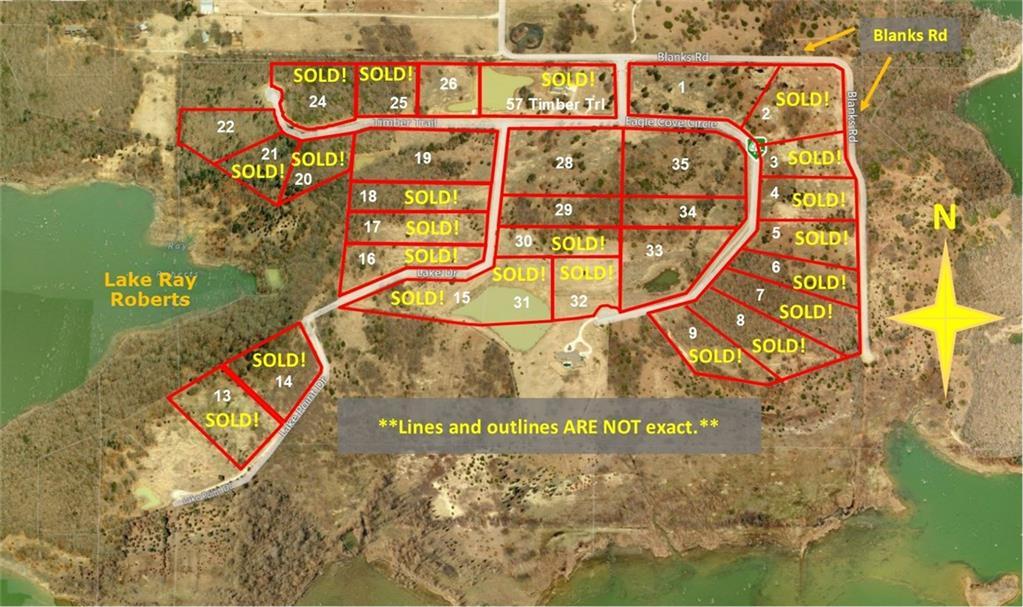 Sold Property | 1 Eagle Cove Circle Tioga, Texas 76271 5