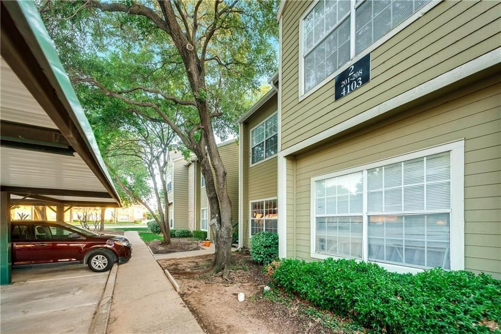 Leased | 4103 Esters Road #206 Irving, TX 75038 1