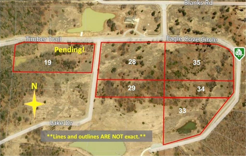 Sold Property | 19 Lake Drive Tioga, Texas 76271 1