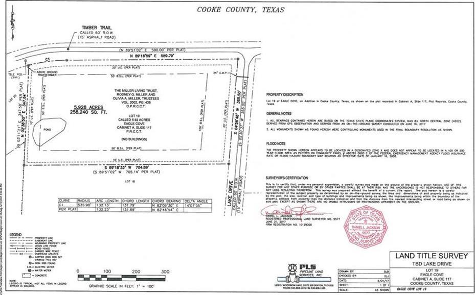 Sold Property | 19 Lake Drive Tioga, Texas 76271 6